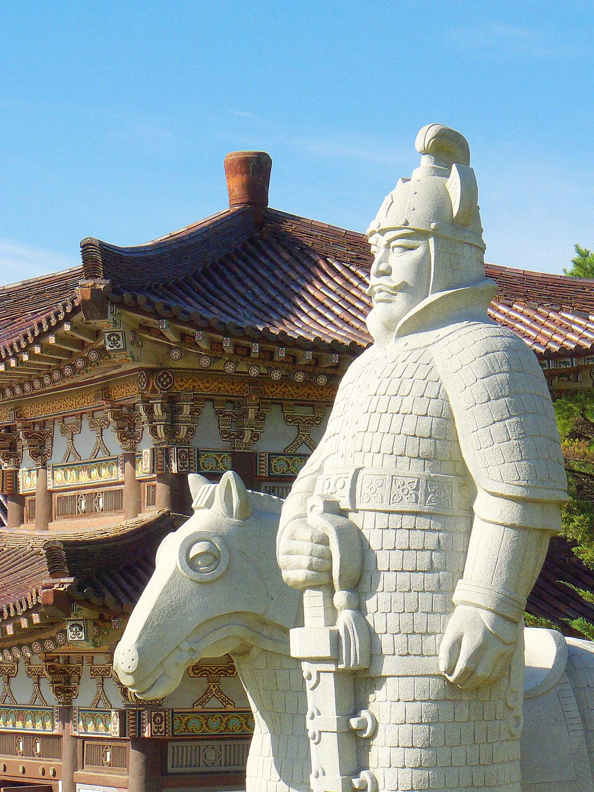 Dongmyeong of Goguryeo - Wikipedia