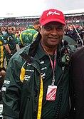 Fernandes in 2011