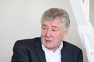 Mayor of Greater Manchester - Image: Tony Lloyd, PCC for Greater Manchester