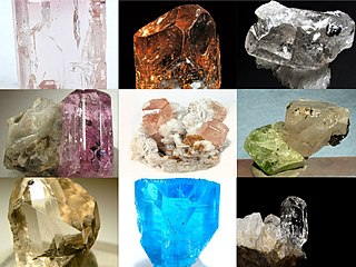 Gemstones of Pakistan