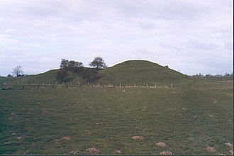 Topcliffe, North Yorkshire - Topcliffe Motte, Maidens Bower