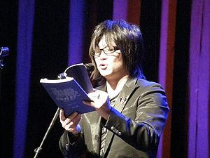 Toshiyuki Morikawa - Toshiyuki Morikawa at Anime Expo 2011