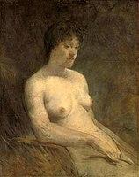 Toulouse-Lautrec - Jeanne, 1884.jpg
