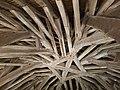 Tour César, Provins - charpente du toit.jpg