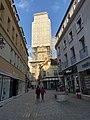 Tour de l'Horloge d'Auxerre en réfection en octobre 2020 - 5.jpg