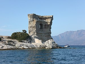Martello tower - The resistance of the Torra di Mortella to the British in 1794 inspired Martello towers