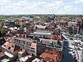 Tournai - Ouest de la Grand'Place.JPG