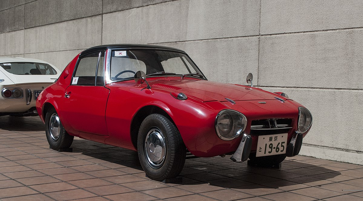Toyota Sports 800  Wikipedia