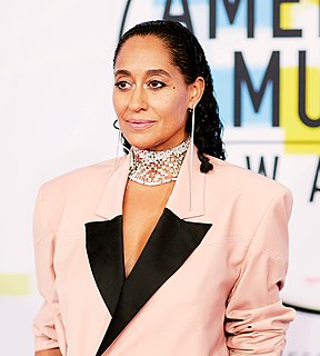 Tracee Ellis Ross American actress, singer, television host, producer and director