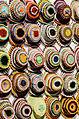 Traditional colourful nuba hats - Aswan -Egypt.jpg