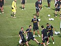 Training at Fenway US Tour 2012 (3).jpg