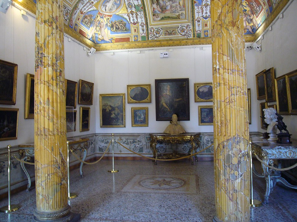 Trastevere - palazzo Corsini stanza di cristina 1060814