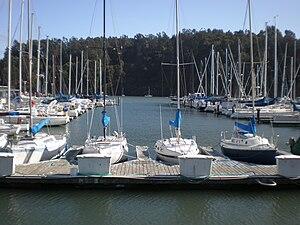 Treasure Island, San Francisco - Image: Treasure Isle Marina 1