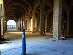 Treballs de restauració Drassanes Reials de Barcelona (2).JPG