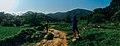 Trekking on the way to Kabigan Falls.jpg
