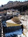 Trento-Vela-torrent Vela-near bridge-south-west.jpg