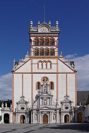 St. Matthias' Abbey - St. Matthias' Abbey.