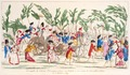 Triomphe de l'Armée Parisienne réunis au Peuple a son retour de Versailles à Paris le 6 Octobre 1789.tif