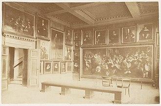 Rijksmuseum - Image: Trippenhuis Amsterdam interior 003