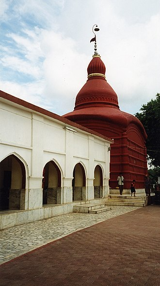 Tripura - Tripura Sundari Temple in Udaipur.