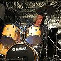 Troggs 20-6-2015 Heemskerk drumming Dave Maggs.JPG