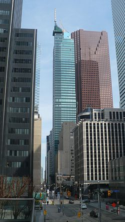 Trump Tower Toronto almost done.JPG
