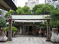 Tsuyu-tenjinsha haiden.jpg