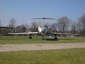Polish Aviation Museum - Tupolev Tu-134