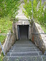 Tunnel at Porthcurno Cable Station Geograph-2522652-by-Rod-Allday.jpg