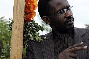Tutsi - A Tutsi immigrant in Berlin.