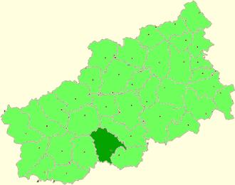 Rzhevsky District - Image: Tver oblast Rzhev