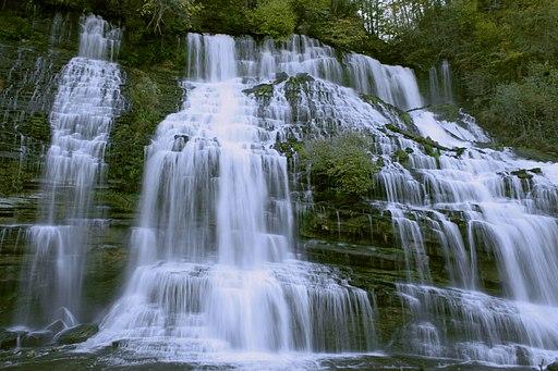 Twin Falls, Rock Island State Park, TN