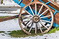 Two-wheeled open carriage Onet-le-Chateau 08.jpg