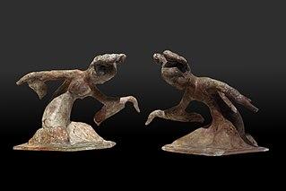 Two dancers-MA 6122a-b