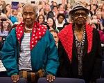 """Two original """"Rosie the Riveters"""", 2014 (cropped).jpg"""