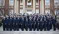 U.S. Coast Guard Academy chief petty officers gather at the U.S. Coast Guard Academy in New London, Conn., April 3, 2013 130403-G-MF861-005.jpg