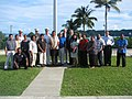 U.S. Delegation and Palau U.S. Embassy Staff (5892976860).jpg