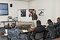 U.S. Sailors assigned to the aircraft carrier USS Abraham Lincoln (CVN 72) attend a Deckplate Resource Awareness workshop Nov. 14, 2013, at the Fleet and Family Support Center in Newport News, Va 131114-N-BY172-013.jpg