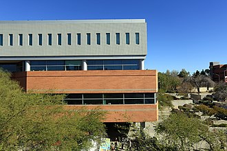 University of Arizona - UA McClelland Hall, Eller College of Management
