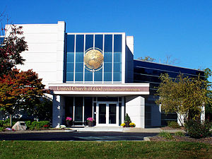 United Church of God - Image: UC Gaia Headquarters, Milford, OH