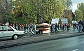 "UKA-tog i Trondheim ""Burger King"" Marvin Wiseth (1991) (9390006201).jpg"