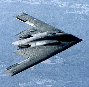 Un B-2 Spirit