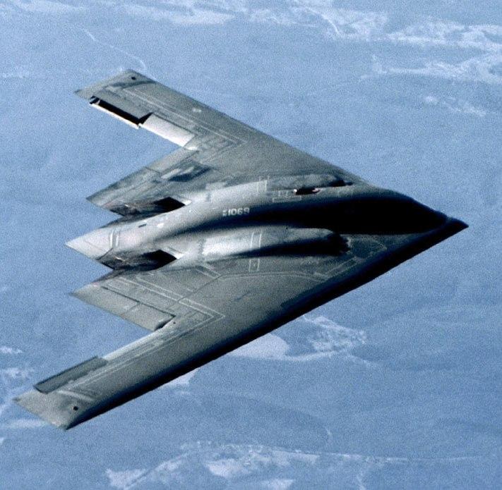 USAF B-2 Spirit