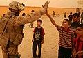 USMC RCT-1 in Fallujah, June 2008.jpg