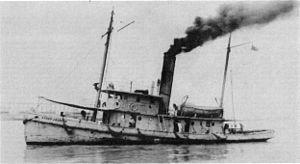 USS Asher j hudson