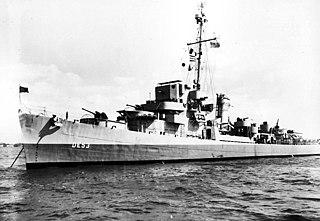 USS <i>Charles Lawrence</i> (DE-53)