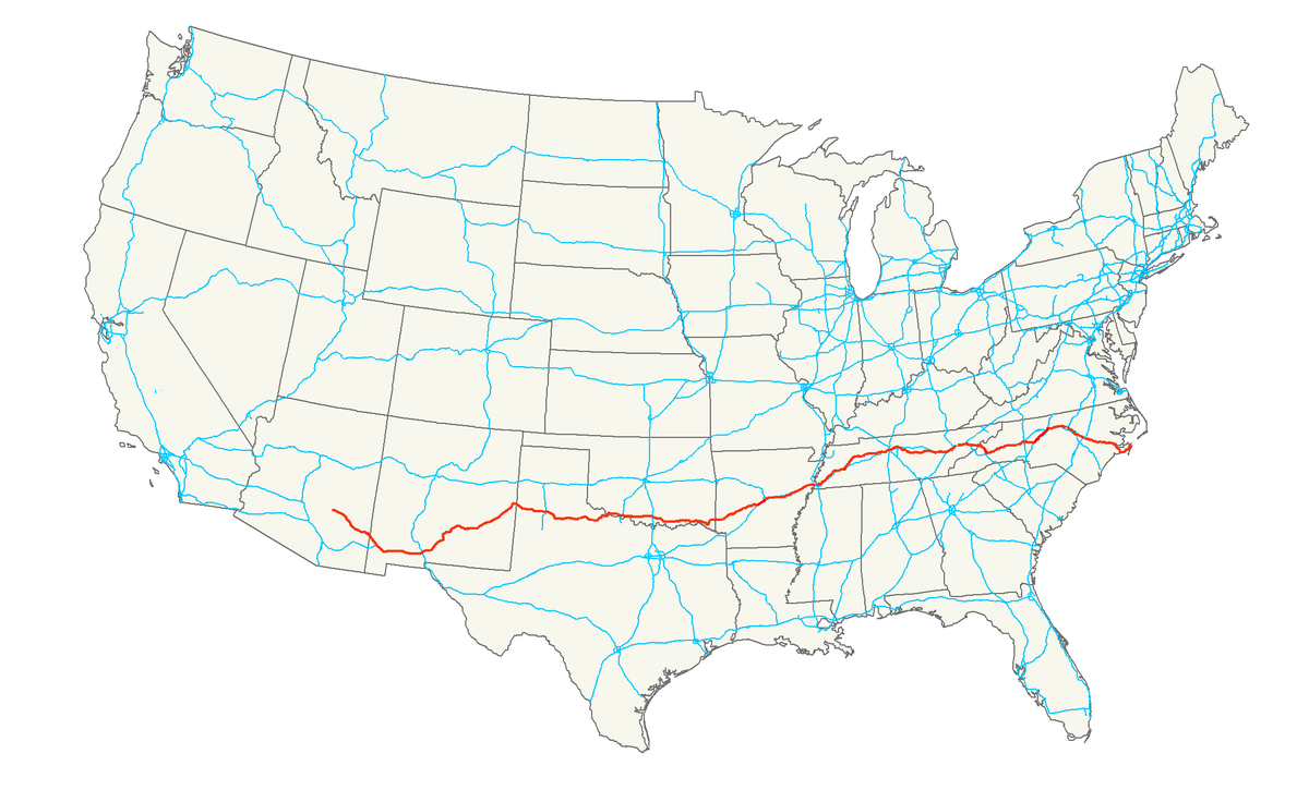 Interstate 70 Map U.S. Route 70   Wikipedia