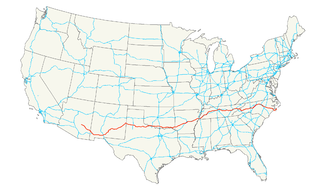 U.S. Route 70 highway in the United States