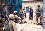 Patrouille en Iraq, 2004