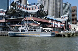 Pier 17 Before Demolition Newly Renovated In 2018 The South Street Seaport Museum